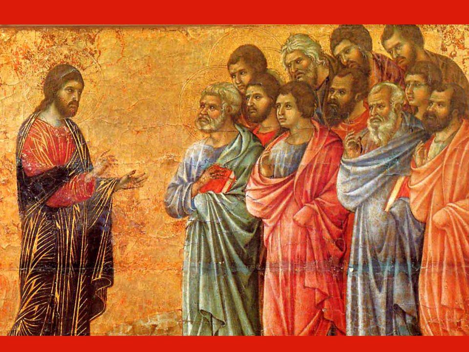 San Giovanni Crisostomo fa osservare come il Signore «alterni il discorso a beneficio degli ascoltatori, procedendo dai prodigi alle parole e passando