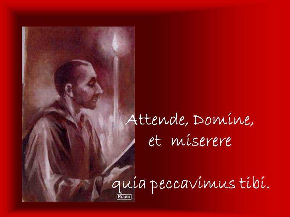 quod redemísti, Tu consérva, Christe.