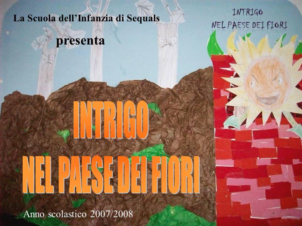 Anno scolastico 2007/2008 La Scuola dell'Infanzia di Sequals presenta