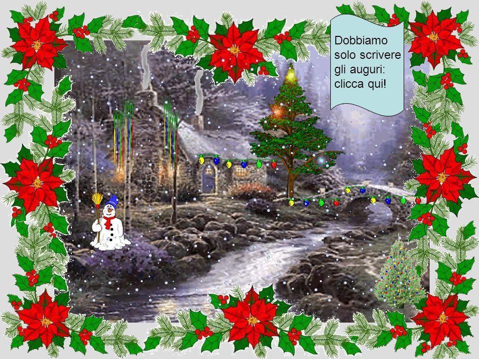 Un Natale senza neve non è Natale… clicca qui!