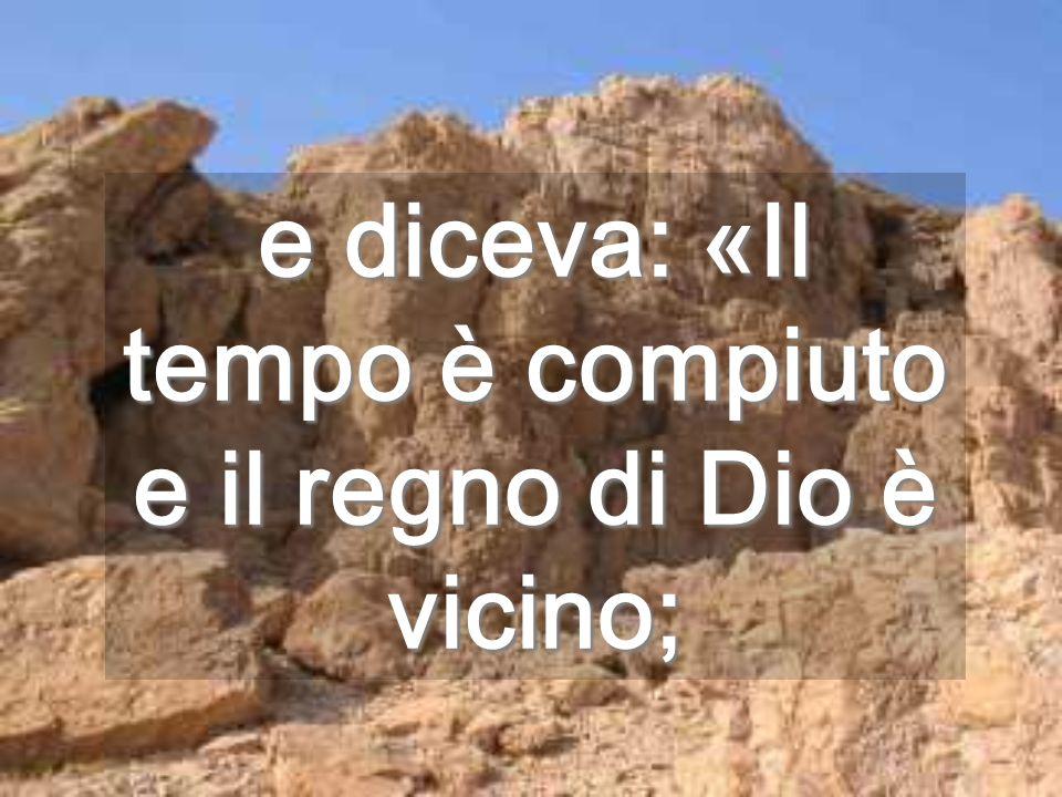 Fiori di Galilea Vinte le tentazioni, con Gesù riempiremo la terra di semi di Dio Diffondere il VANGELO è alla nostra portata No clic