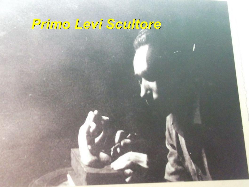 Primo Levi Scultore