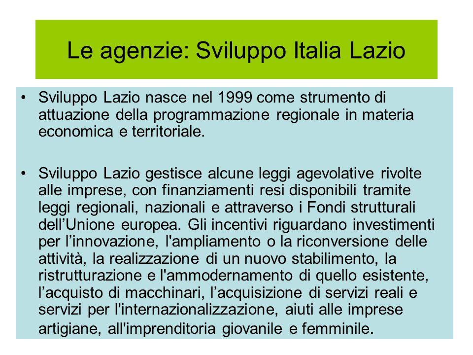 BIC Lazio business innovation centre La missione del Bic Lazio, istituito con la L.Reg.