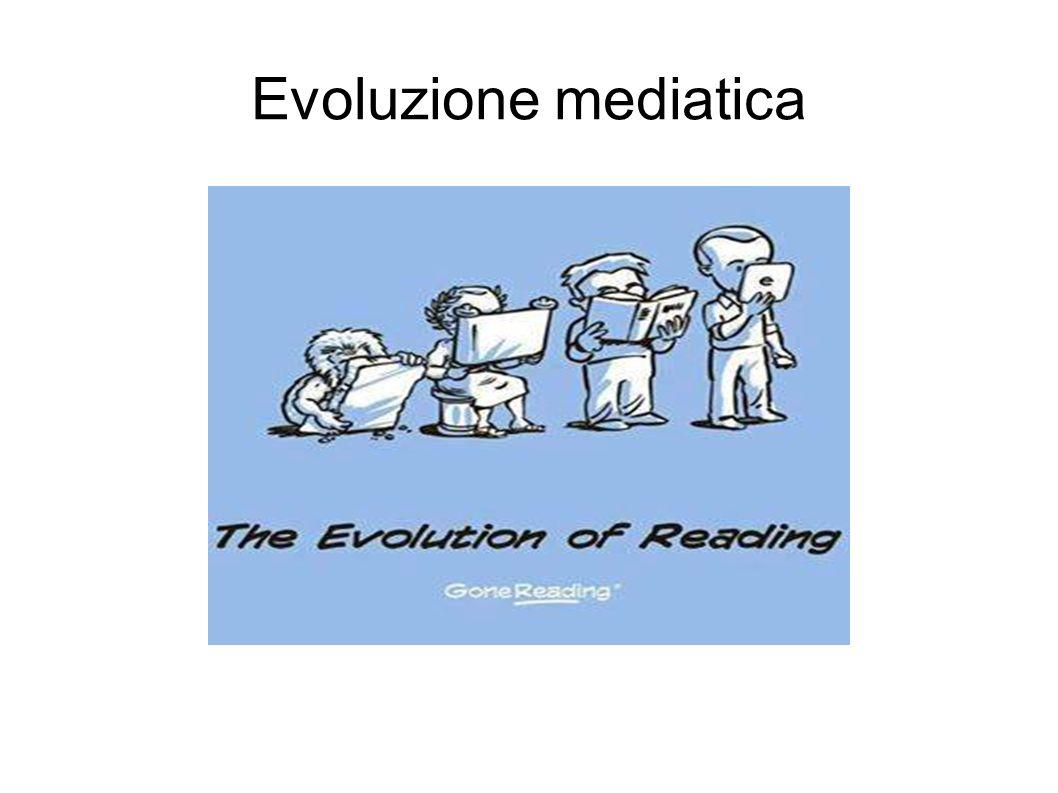 Evoluzione mediatica