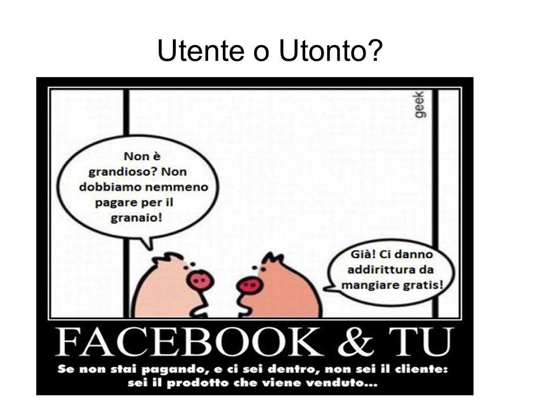 Utente o Utonto?