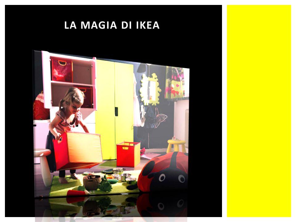 LA MAGIA DI IKEA