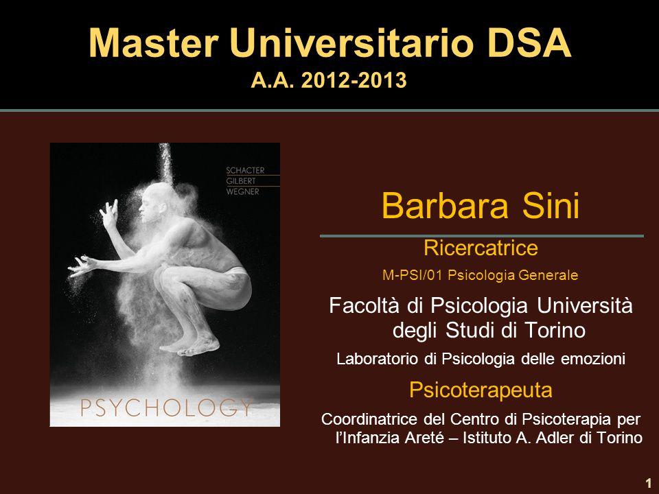 Master Universitario DSA A.A.