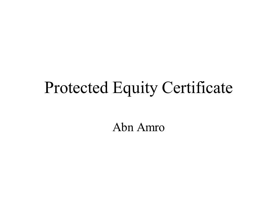 Protection Bull Sottostante iniziale = 4200 Valore Nominale = 1 Protezione del Capitale (protection) = 0,9 Tasso di Partecipazione 1 (part1)= 1 Tasso di Partecipazione 2 (part2) = 1,1 Rendimento massimo (cap) = NA