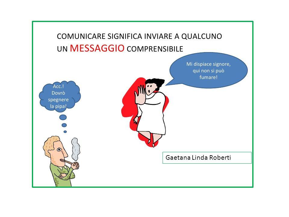 GLI ELEMENTI DELLA COMUNICAZIONE Per comunicare è indispensabile che ci siano almeno due persone : Chi comunica (EMITTENTE) e chi riceve la comunicazione(RICEVENTE)o DESTINATARIO.