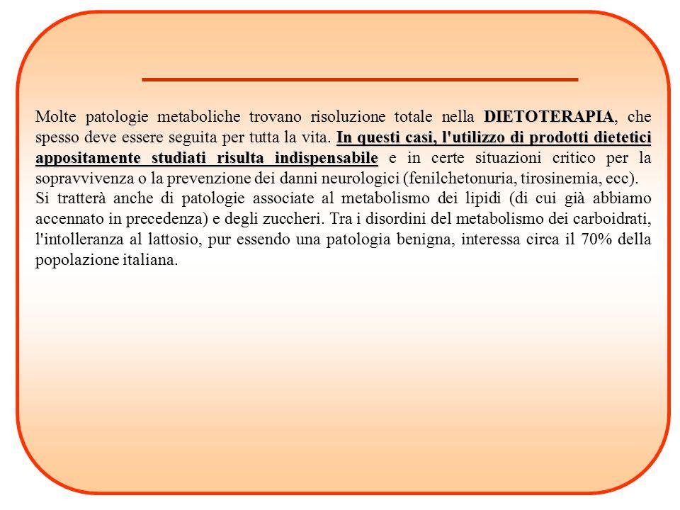 Tabella 3 Contenuto di glutammina e prolina nelle prolammine di cereali e relativa tossicità per i soggetti celiaci CerealeProlammina Contenuto di glutammina e prolina Tossicità FrumentoGliadine36% Gln; 17-23% ProAltissima OrzoOrdeina36% Gln; 17-23% ProAlta SegaleSecalina36% Gln; 17-23% ProAlta AvenaAveninaalto Gln, basso ProBassa MaisZeinabasso Gln; alto Ala e LeuNon tossica Miglio?basso Gln; alto Ala e LeuNon tossica Riso?basso Gln; alto Ala e LeuNon tossica Gin= glutammina; Pro= prolina; Ala= alanina; Leu= leucina.
