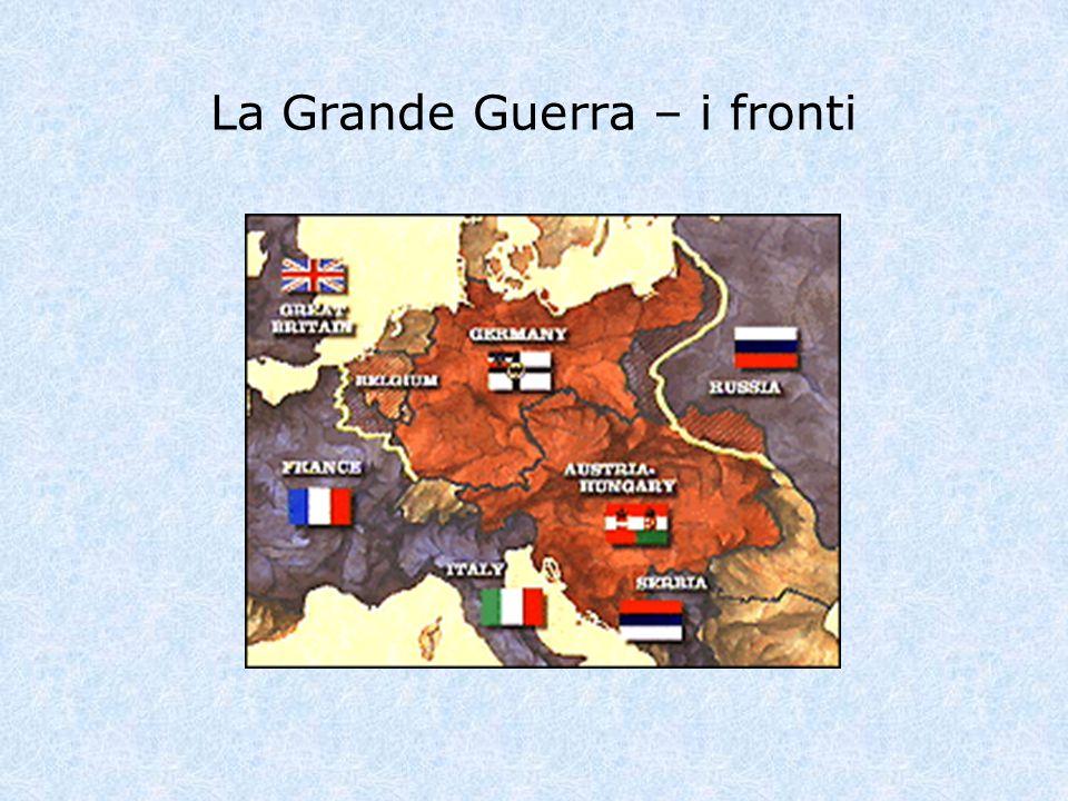 La Grande Guerra 1914