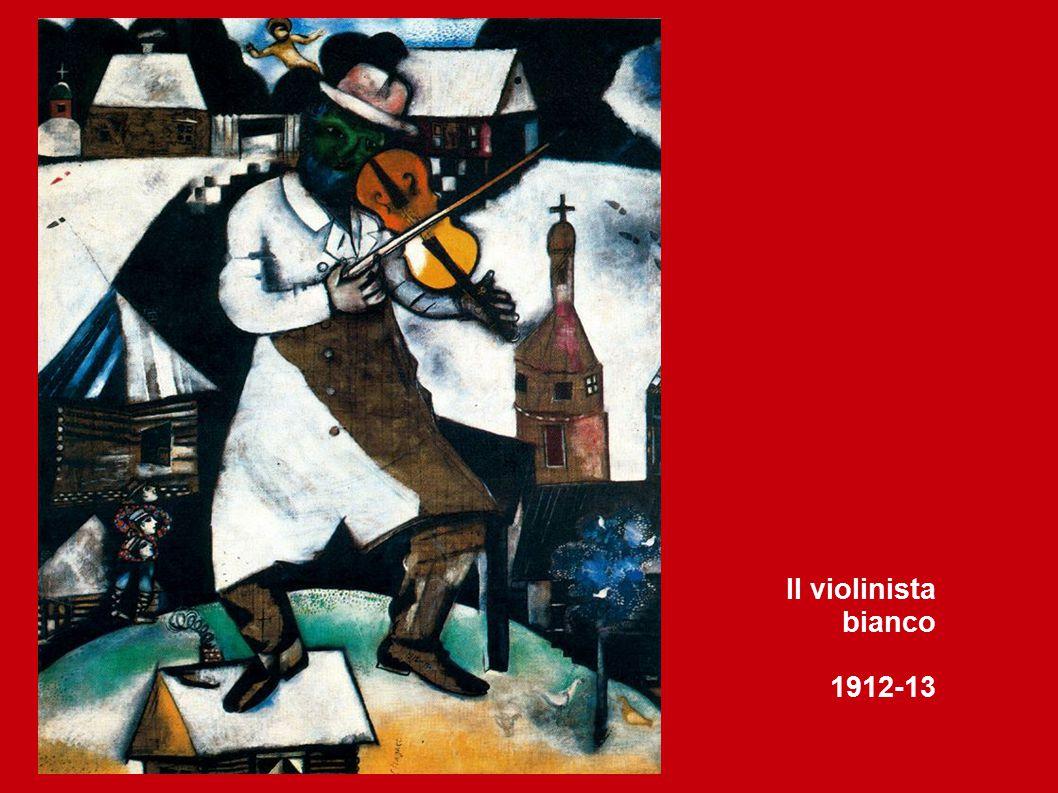 Il violinista bianco 1912-13