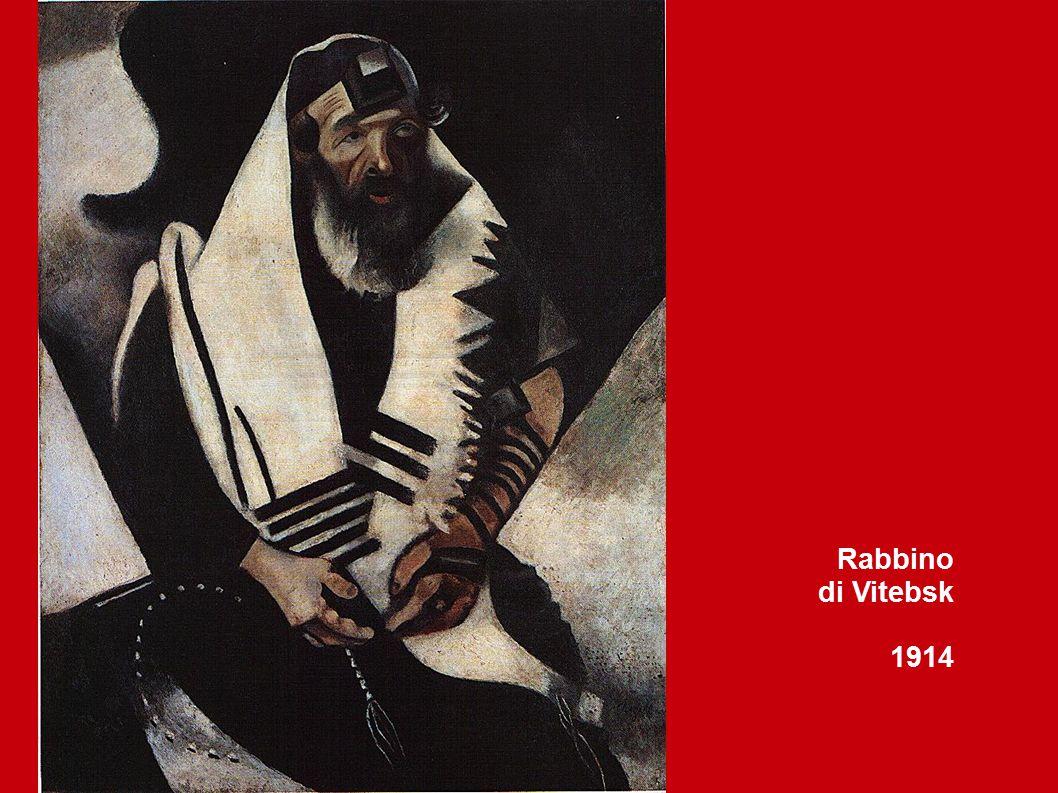 Rabbino di Vitebsk 1914