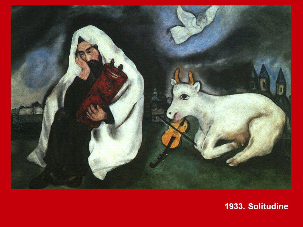 1933. Solitudine