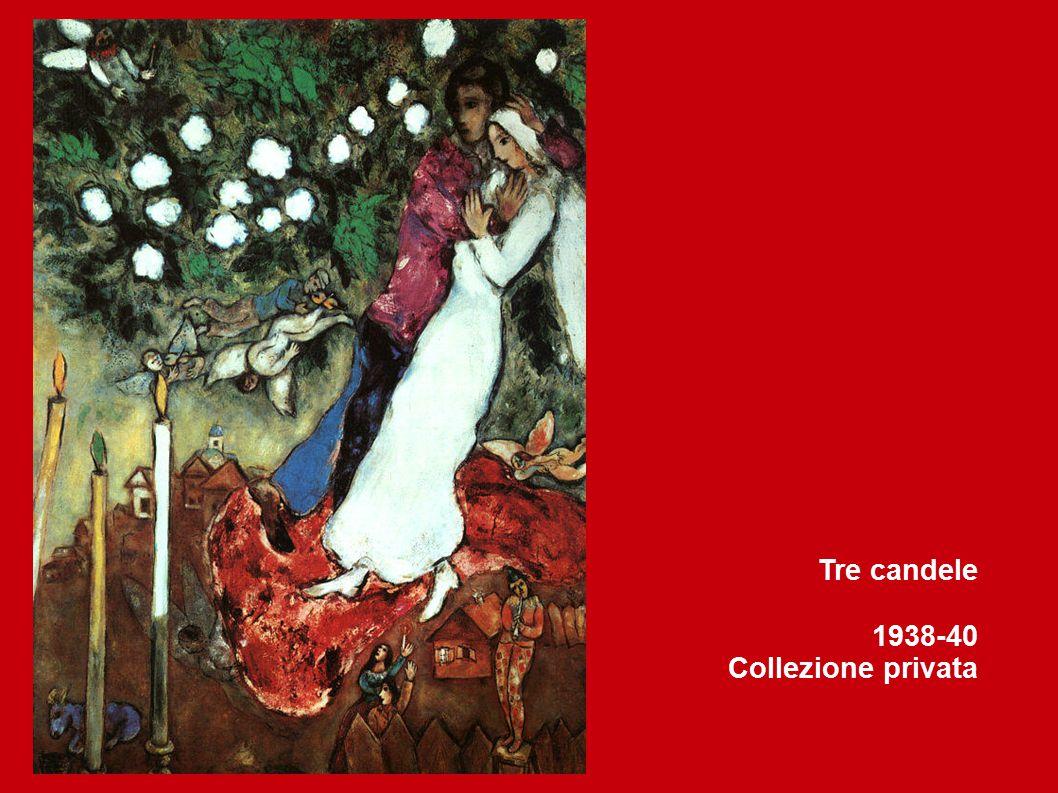 Tre candele 1938-40 Collezione privata