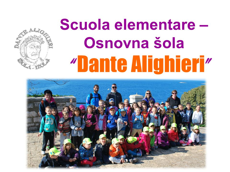 Scuola elementare – Osnovna šola Dante Alighieri