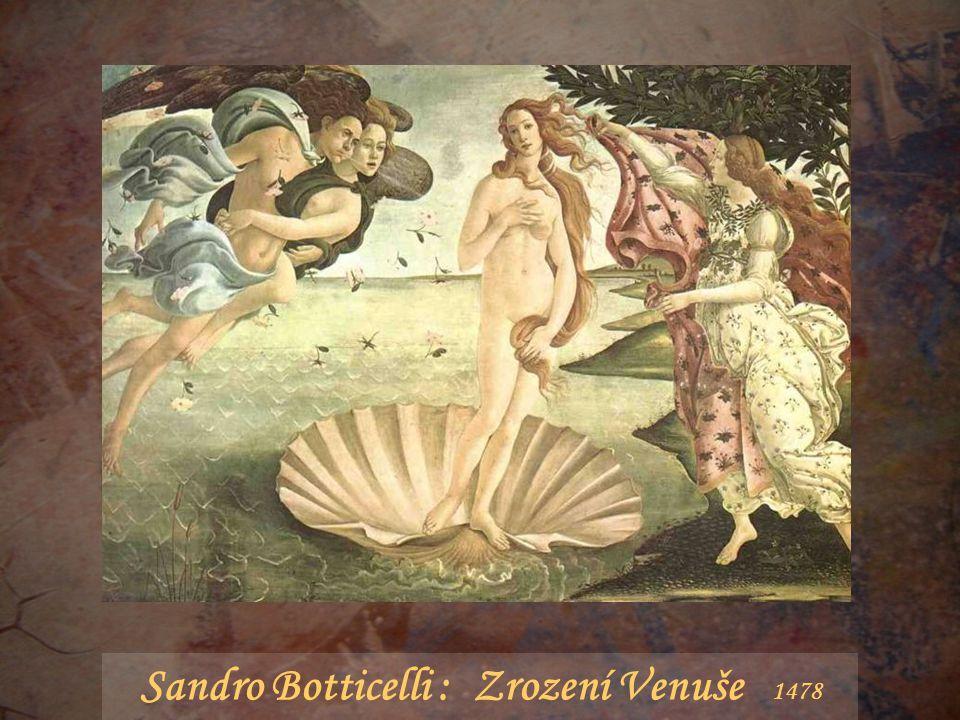 Sandro Botticelli : Primavera 1478