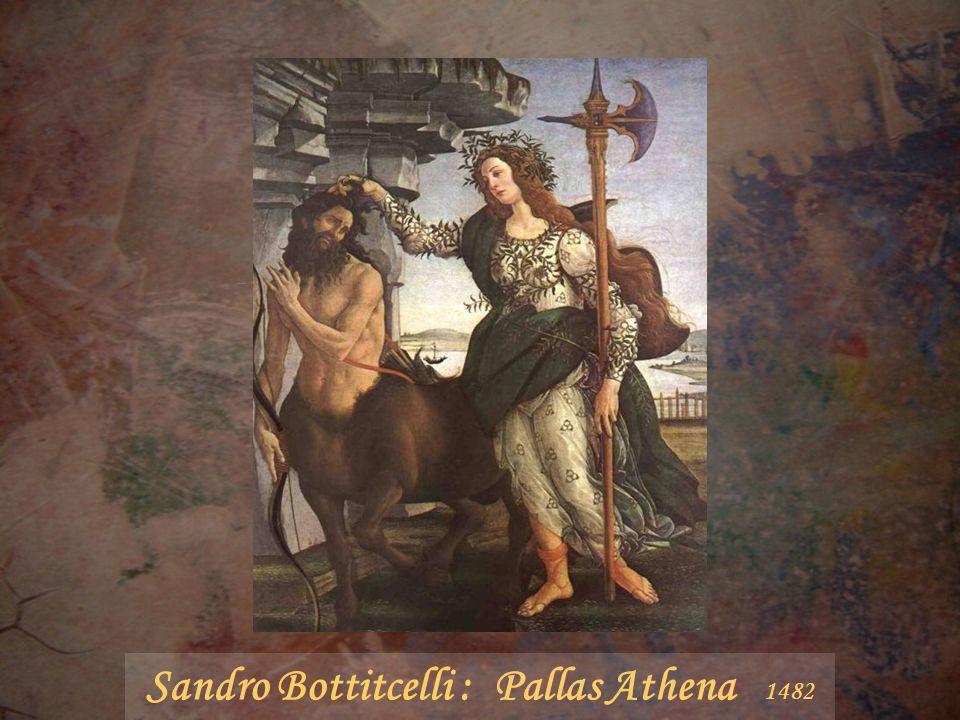 Sandro Botticelli : Madonna Magnificat 1485