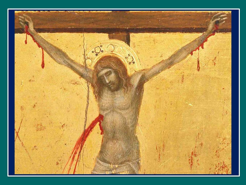 Iesu, quem velátum nunc aspício, Oh Gesù, che ora contemplo velato, Oro fiat illud quod tam sítio; Ti prego che avvenga ciò che tanto bramo; Ut te reveláta cernens fácie, Che, un giorno vedendoti faccia a faccia, Visu sim beátus tuae glóriae.