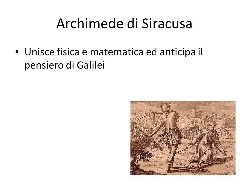 Geometria e matematica Euclide negli Elementi di geometria elabora un sistema di dimostrazioni e teoremi, che ancora oggi sono insegnati nelle scuole senza grandi cambiamenti