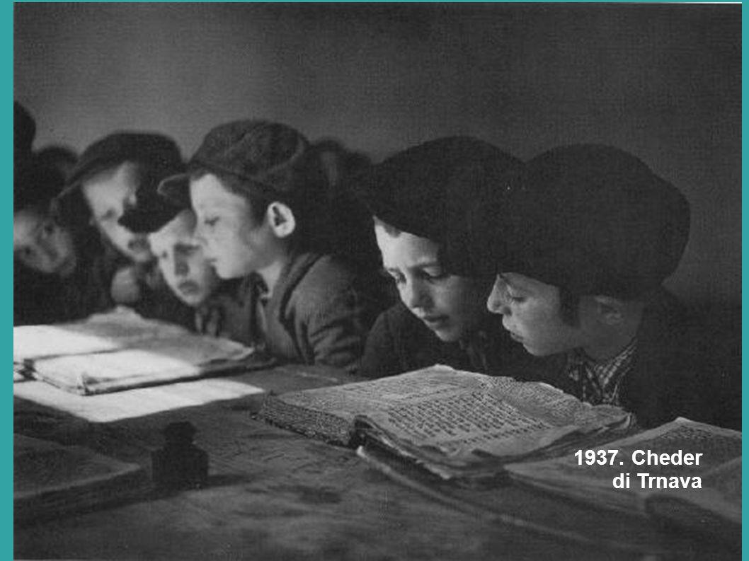 1937. Cheder di Trnava