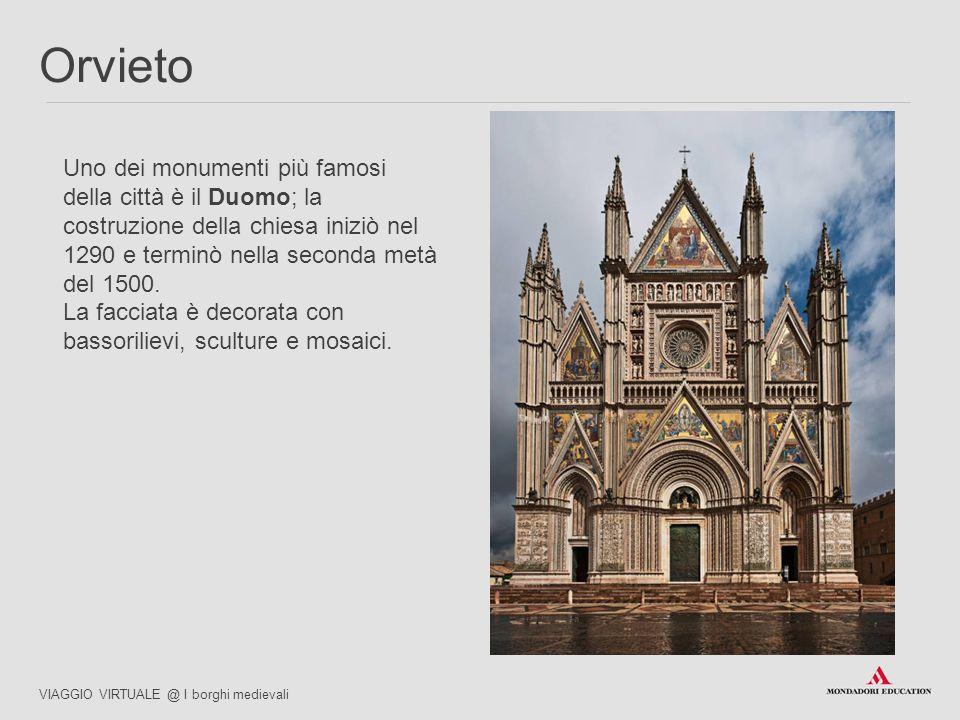 Uno dei monumenti più famosi della città è il Duomo; la costruzione della chiesa iniziò nel 1290 e terminò nella seconda metà del 1500. La facciata è