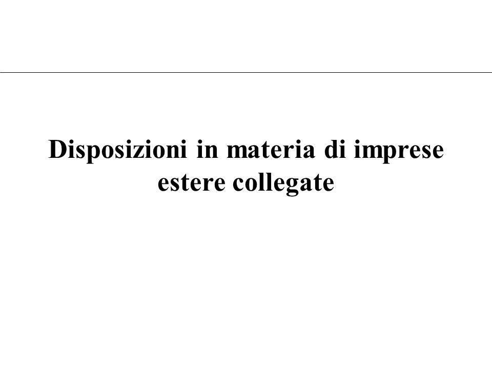 """Art. 167, comma 8-ter del TUIR: l'interpello disapplicativo Particolare attenzione alla presenza di """"locali, personale, attrezzature"""" (richiamo espres"""