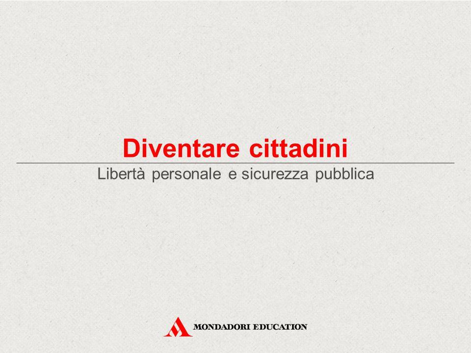 Libertà personale e sicurezza pubblica