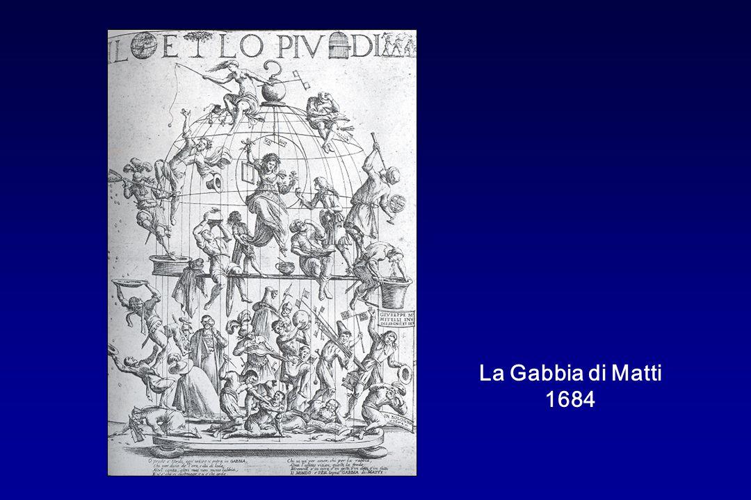 La Gabbia di Matti 1684