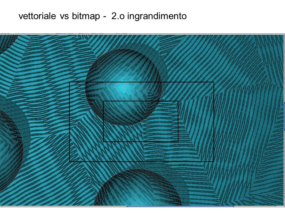 vettoriale vs bitmap - 2.o ingrandimento