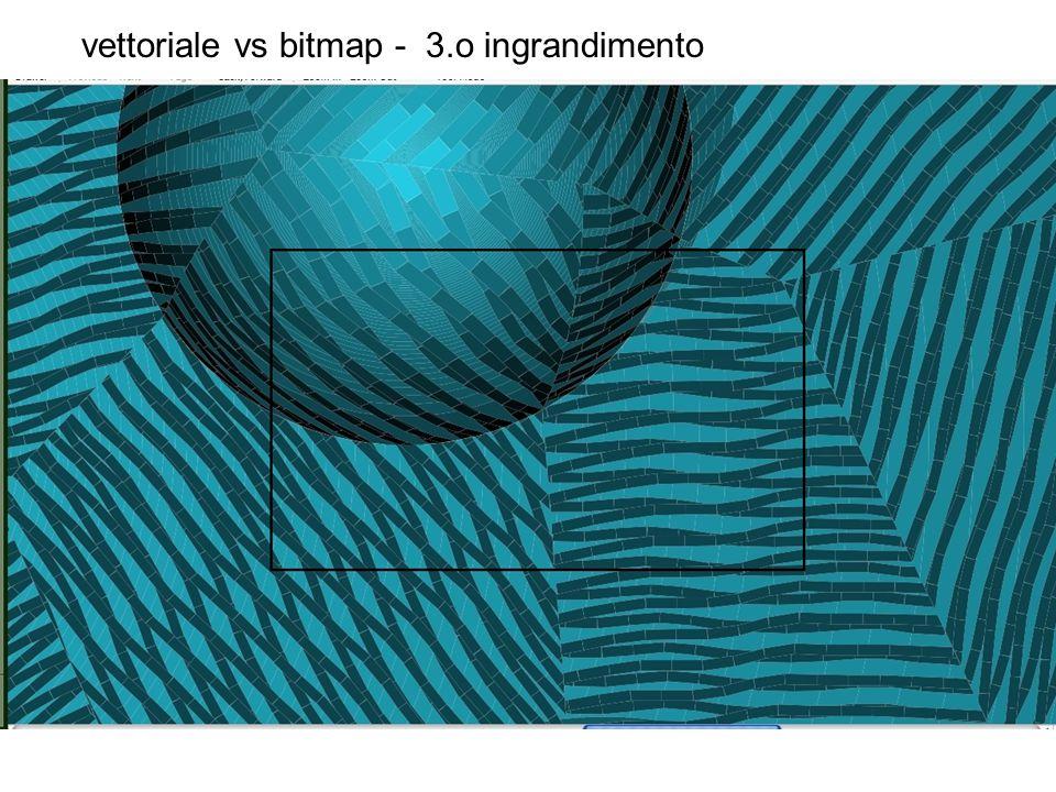 vettoriale vs bitmap - 3.o ingrandimento