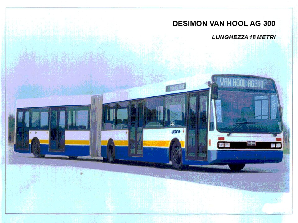 DESIMON VAN HOOL AG 300 LUNGHEZZA 18 METRI