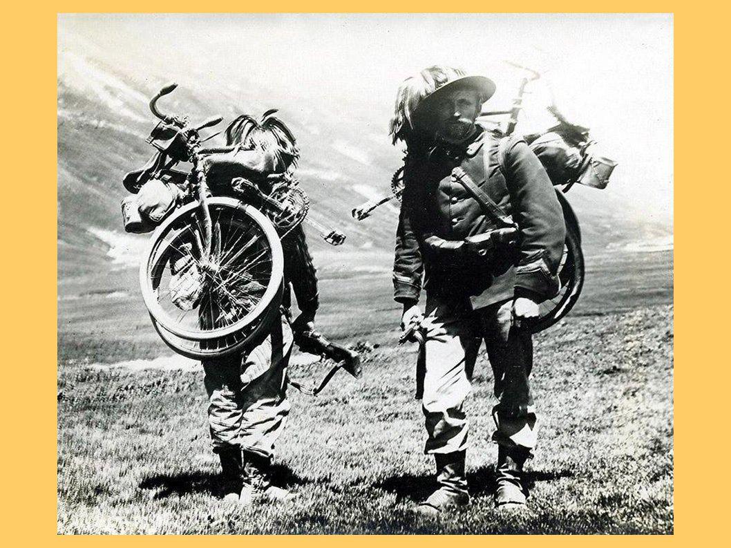 Gli inizi Nel 1898 l'allora tenente dei bersaglieri Luigi Camillo Natali s'interessò alla bicicletta. Natali, fu promotore della bicicletta presso il