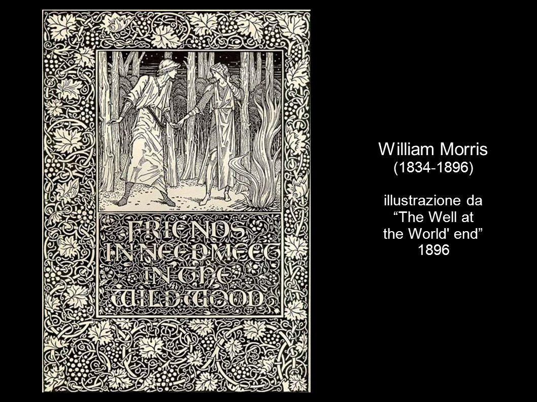 Gustav Klimt (1862-1918) Fregio Stoclet (1905-09) - L albero della vita (cartone)