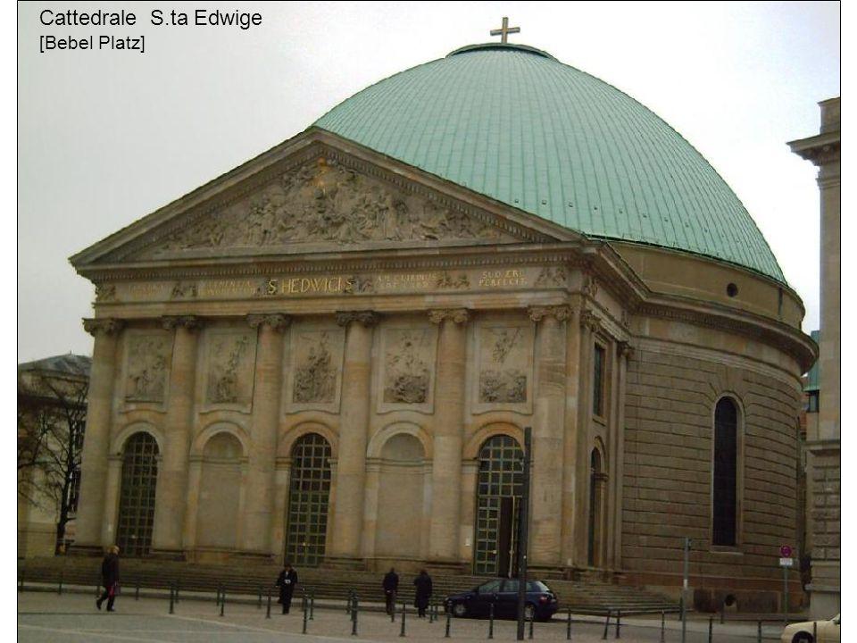 Cattedrale S.ta Edwige [Bebel Platz]