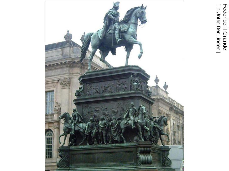 Federico il Grande [ in Unter Der Linden ]