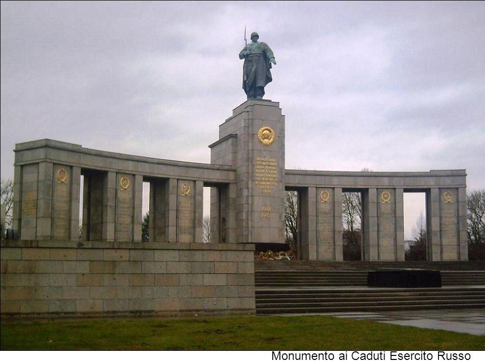 Monumento ai Caduti Esercito Russo
