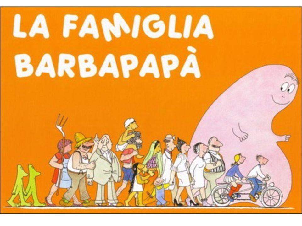 Da qualche giorno Barbapapà si sente molto triste e i genitori di Francesco sono un po' preoccupati