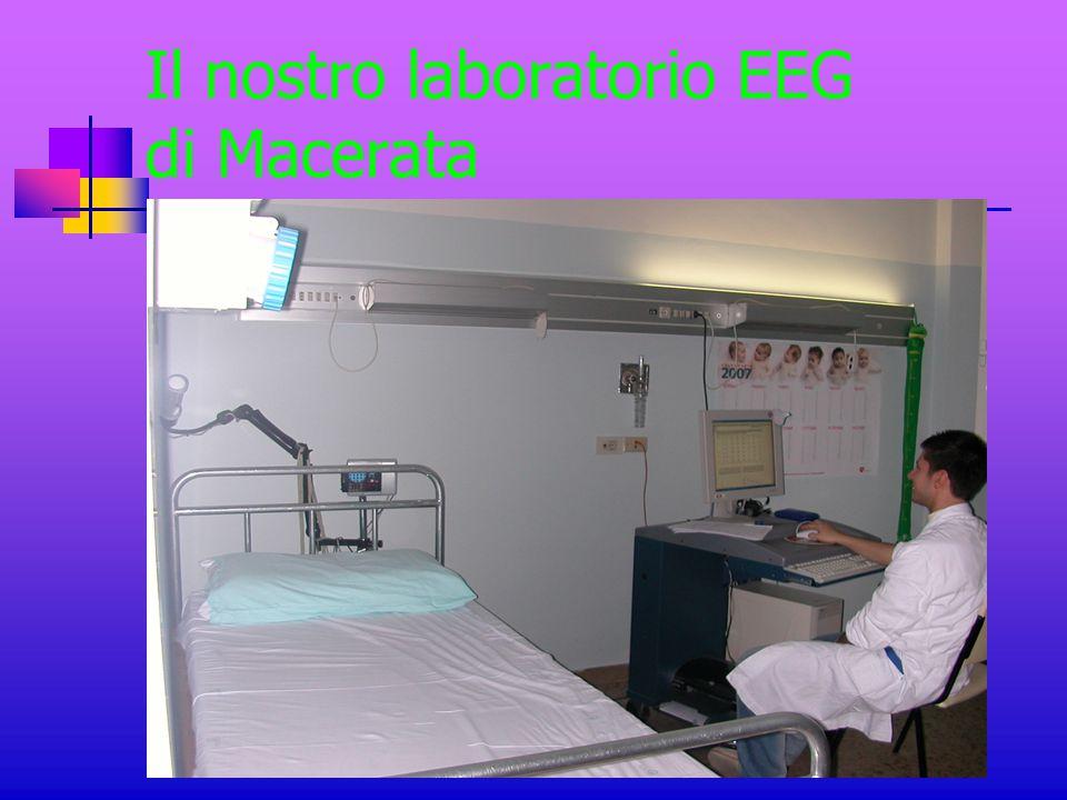 Il nostro laboratorio EEG di Macerata