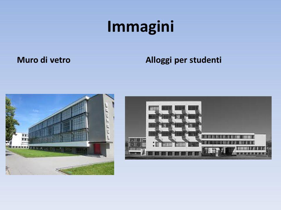Immagini Muro di vetroAlloggi per studenti
