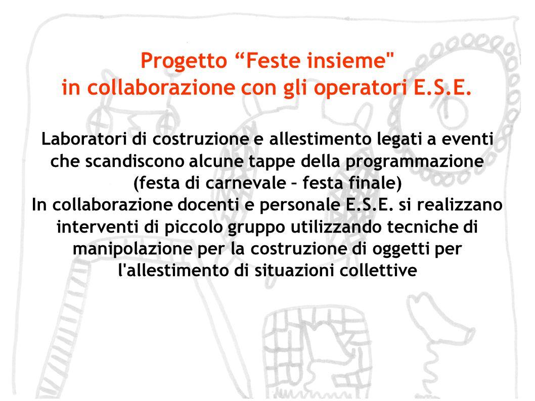 Laboratori ed Interventi a scuola con operatori esterni, da Le Chiavi della Città 1.