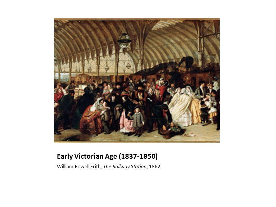 Early Victorian Age (1837-1850) 1838 – People's Charter : 1) suffragio universale 2) rinnovo annuale del parlamento 3) scrutinio segreto 4) indennità parlamentare ai deputati 5) soppressione dei requisiti di censo per l'eleggibilità 6) parificazioni delle circoscrizioni elettorali.