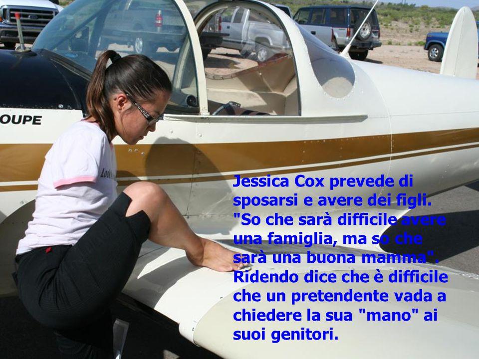 Grazie al suo coraggio, preparazione e all ambizione, Jessica ha percorso una lunga strada per diventare la persona che è oggi.