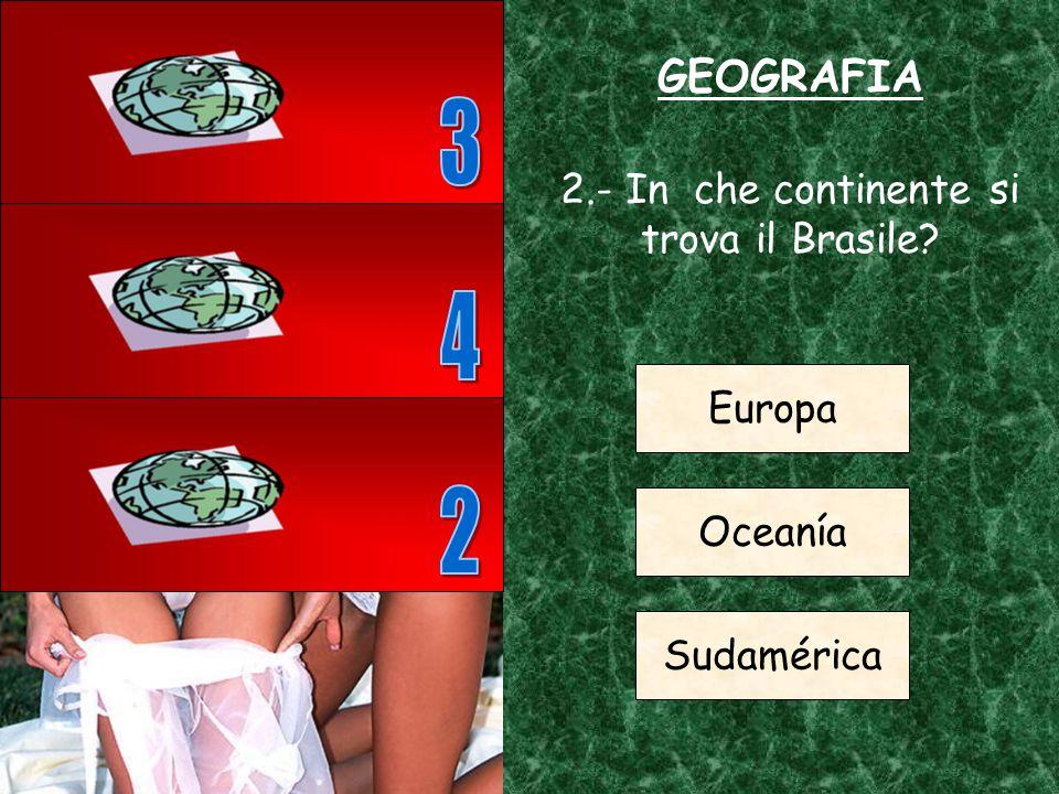1.- Qual'è la capitale della Francia Londra Parigi Roma