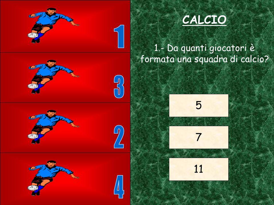 Fisica e Chimica Calcio BUONA FORTUNA !!