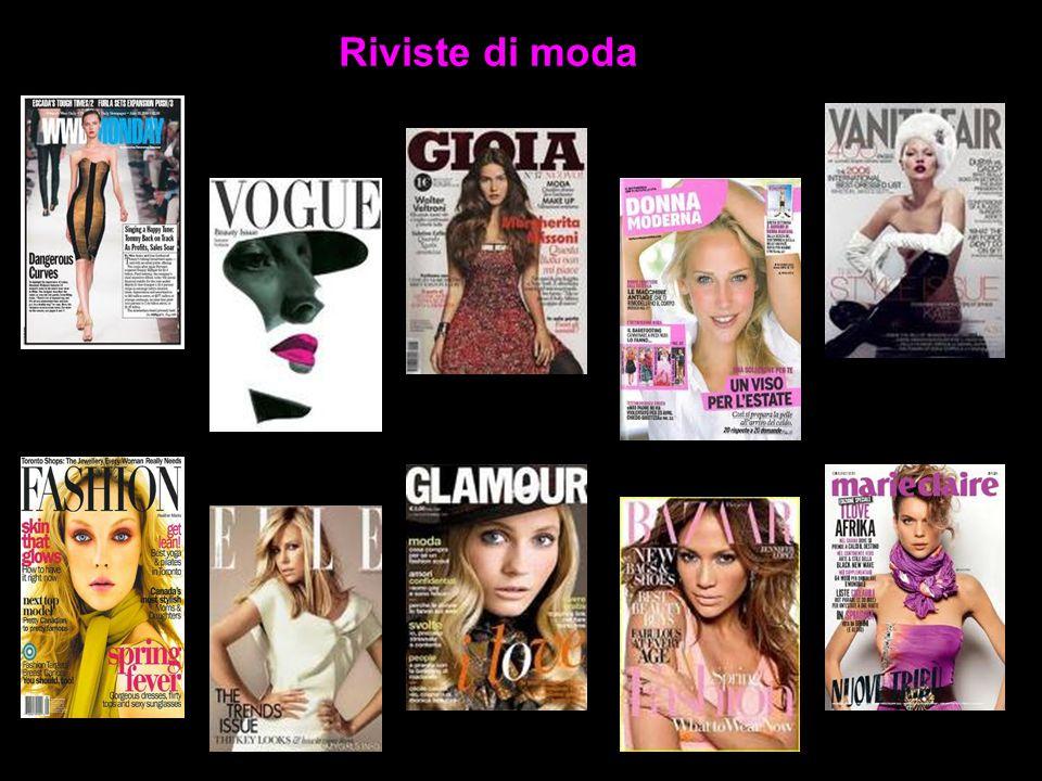 Riviste di moda