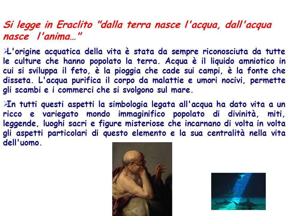 Si legge in Eraclito