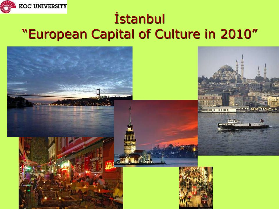 İstanbul European Capital of Culture in 2010
