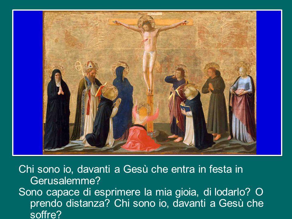 Ma questa settimana va avanti nel mistero della morte di Gesù e della sua risurrezione. Abbiamo ascoltato la Passione del Signore. Ci farà bene farci
