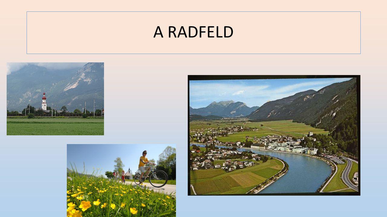 Radfeld si trova nella regione Tirolo, nel distretto di Kufstein, a 512 metri di altitudine e ha una popolazione di 2200 abitanti